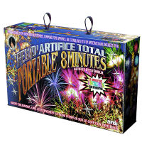 Jacques Prévot Artifices - Feu d'artifice automatique - portable 8 minutes