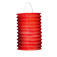 Jacques Prévot Artifices - douzaine de lampions cylindrique rouge 13 cm